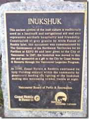 Inukshuk text