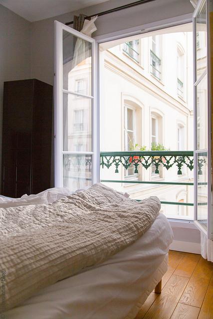 An Apartment in Le Marais